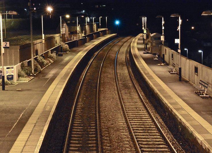 Kinghorn railway station