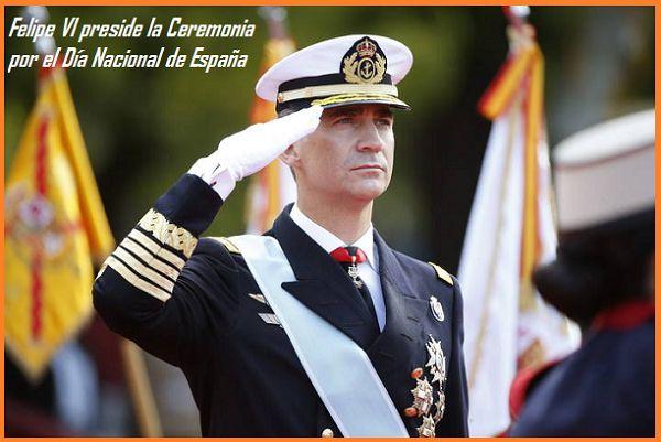 Conociendo Hispania en el 12 octubre Fiesta Nacional de España