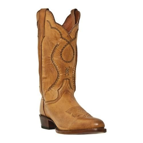 Men's Dan Post Boots Albany DP26690 Palomino Saddle