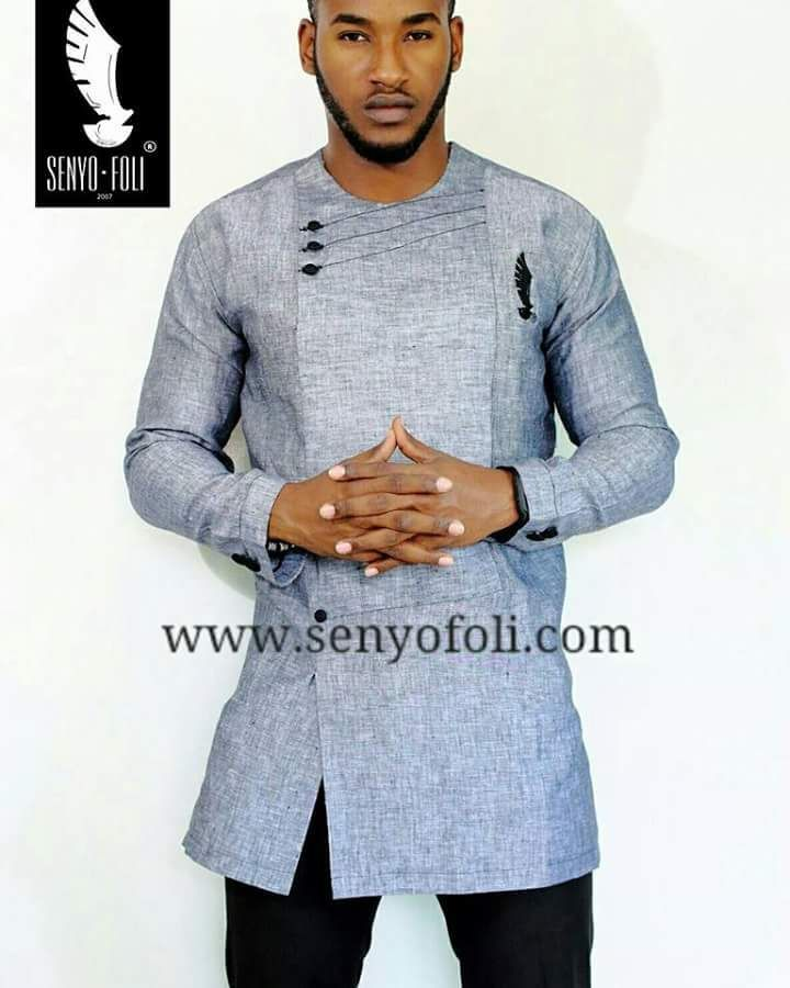 Attention to detail, design and uniqueness of every piece – these are the  hallmark of Senyo Foli, an African fashion brand that makes men and women's  ...