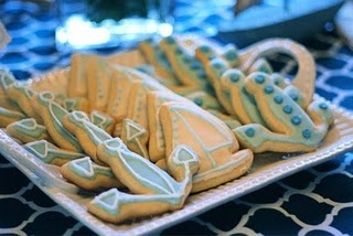anchor and boat cookies: Nautical Cookies, Baby Shower Ideas, Parties, Nautical Baby Showers, Shower Ideas Boy, Nautical Theme, Party Ideas, Baby Shower