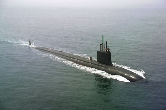 NSSN Virginia Class Attack Submarine, U.S. attack subs are ready to counter this threats from Third World countries as well as other missions ranging from intelligence collection and special forces delivery to anti-ship and missile attacks on land targets.