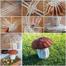 """Képtalálat a következőre: """"basket weave paper rolls crafts diy"""""""