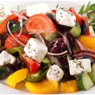 ТОП-7 вкусных салатов без майонеза!