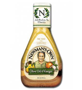 copycat newsman's own olive oil & vinegar recipe http://thebigdunk.blogspot.ca/2007/05/salad-dressing.html