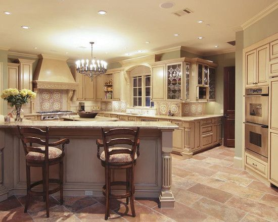 53 best english style interior images on pinterest for Traditional english kitchen design