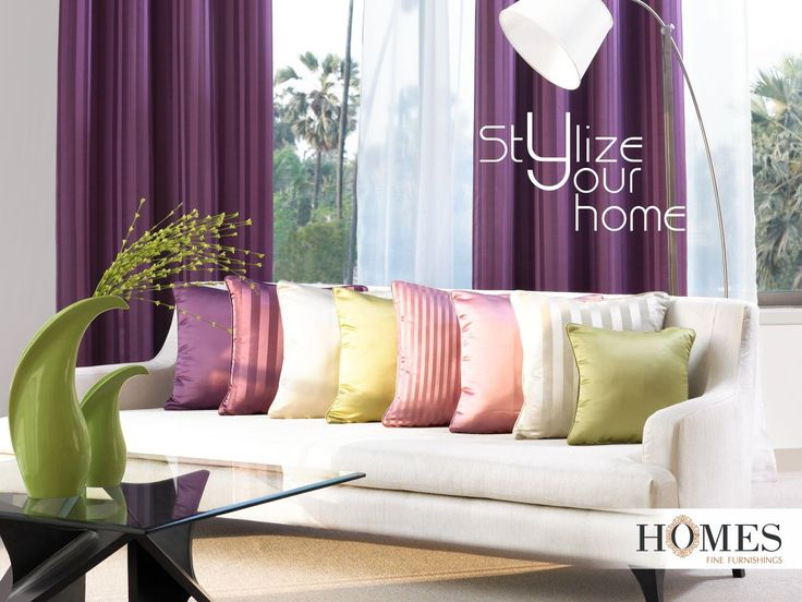 Now is the time to up the style factor of your #Homes.  Explore more on www.homesfurnishings.com #HomeFabrics #Cushions #Curtains #Upholstery #HomesFurnishings #Furnishings #Decor #HomeDecor #HomeSweetHome