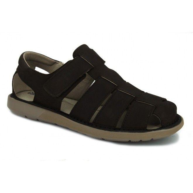 Kick Footwear - Zapatos Planos con Cordones Hombre , color marrón, talla EU 45