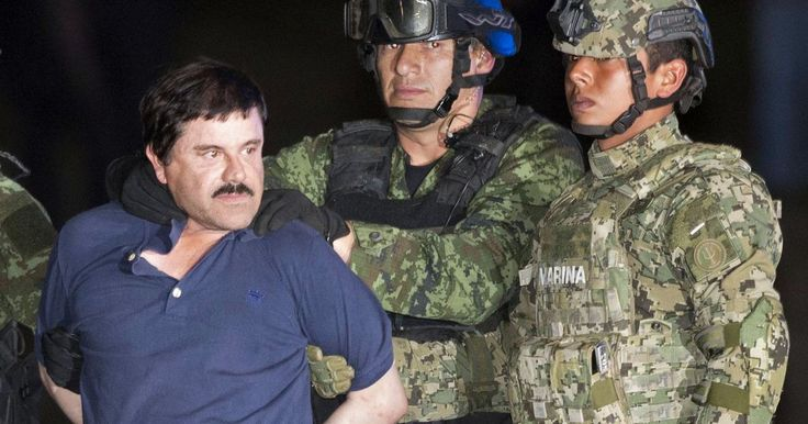 Mexico: Sean Penn interview helped nab 'El Chapo'
