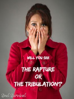 """Will you experience the Rapture or the Tribulation?"" September 16 -There will be a day when, ""… the Lord Himself will descend from heaven with a shout … we who are alive and remain shall be caught up together with them in the clouds to meet the Lord in the air …"" (1 Thess. 4.16-17). There will also be those who think they're OK with God because of all the things they have done. They may be religious, but will realize too late that they were not truly saved and that they have been left…"