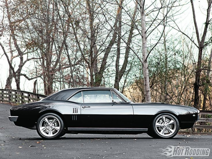 1967 Pontiac Firebird Right Side. Find parts for this classic beauty at http://restorationpartssource.com/store/