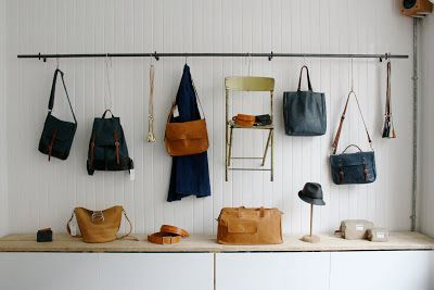 Styling and Salvage: Rupert Blanchard at Ally Capellino
