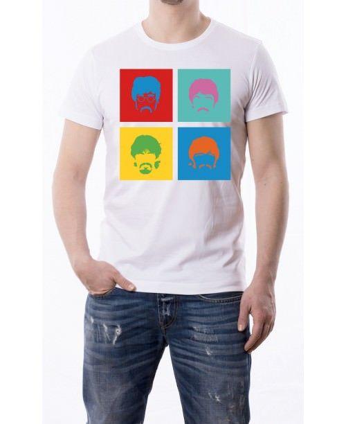 Beatles Andy Warhol