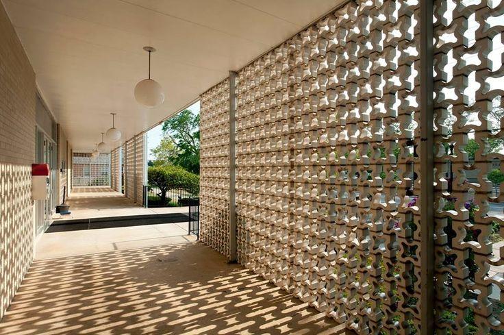 Best 25 decorative concrete blocks ideas on pinterest concrete blocks fire pit using cinder - Decorating concrete walls ...