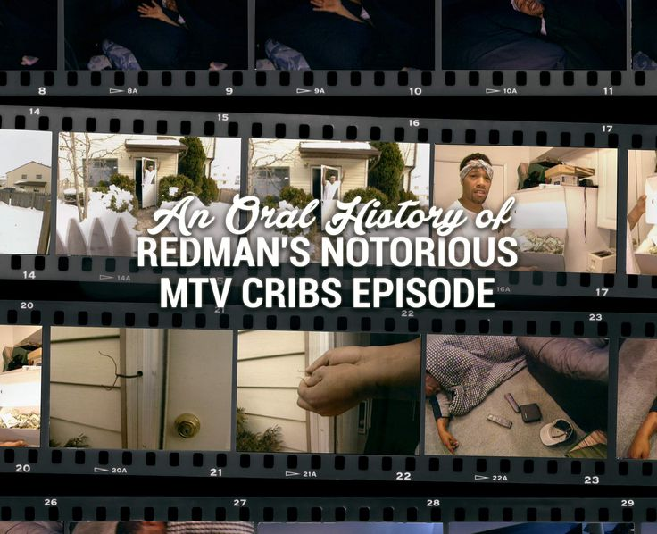 An Oral History of Redman's Notorious MTV Cribs Episode