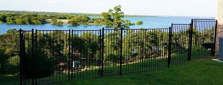 Wrought Iron Fences | Metal Fence Companies | Aluminum Fencing Company