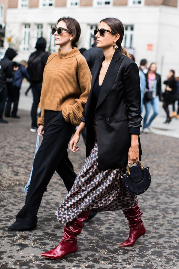 London Fashion Week Fint Pinterest Inspiration