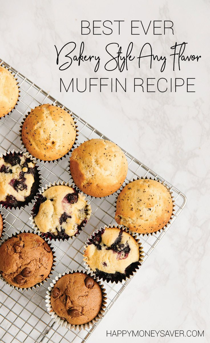 Food To Try Image By Sara Rowe Basic Muffin Recipe Muffin
