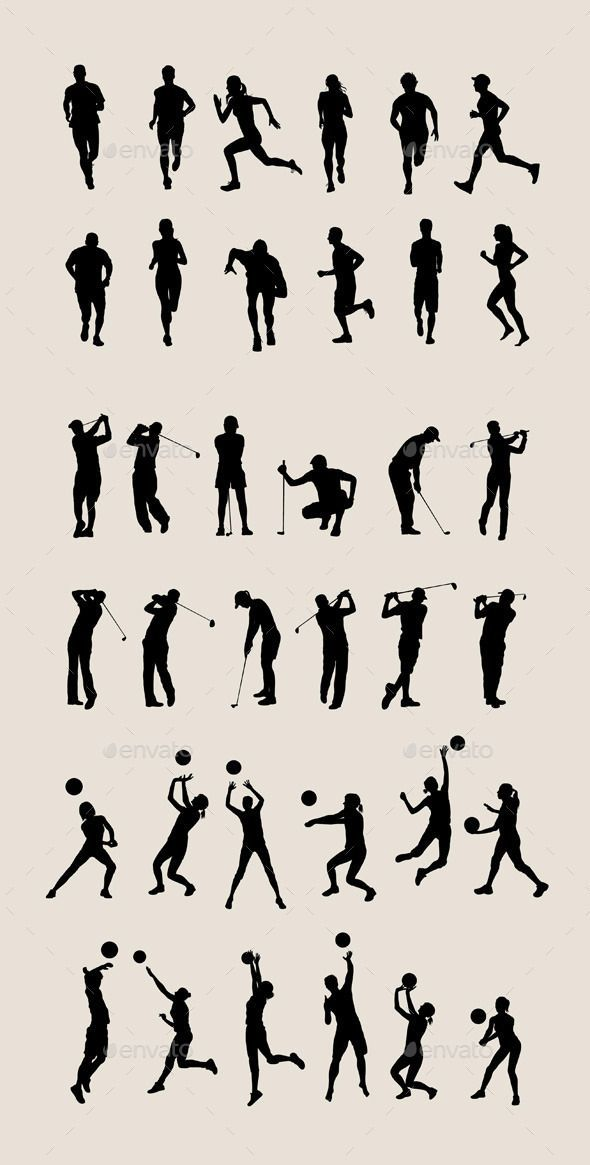 30+ Photoshop silhouettes ideas