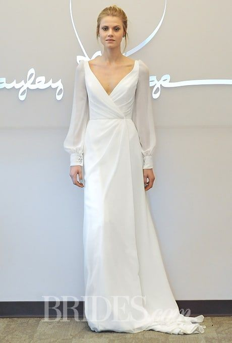 Top 50 beautiful wedding dresses with long sleeves