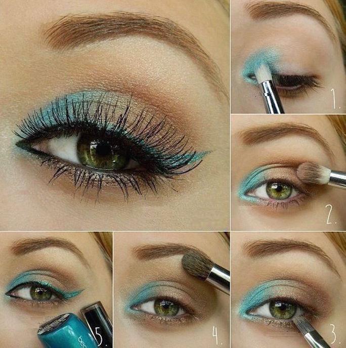 4 tutoriales de maquillaje paso a paso, ¿con cuál te quedas?