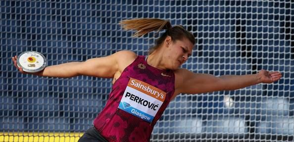 StivoZ.gr .::Athletics Portal::. - Η Perkovic εξαφάνισε το δίσκο και ένας 15χρονος «σπάει» τα χρονόμετρα στα 400 μ. (video)
