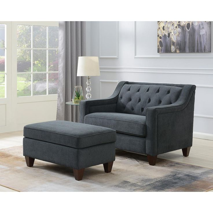 ethan chair and storage ottoman assorted colors  sam's