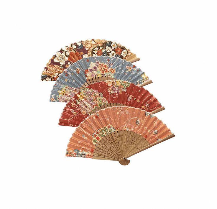 Japanese Kimono Fan