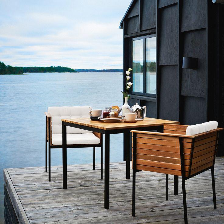 The Scandinavian designs of Skargaarden have us going a little stir crazy for summer. http://www.yliving.com/blog/introducing-skargaarden-modern-outdoor-furniture/