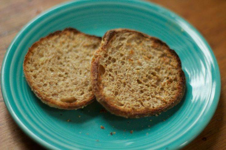 englishmuffin photo1 homemade english muffin recipe from the road to ...