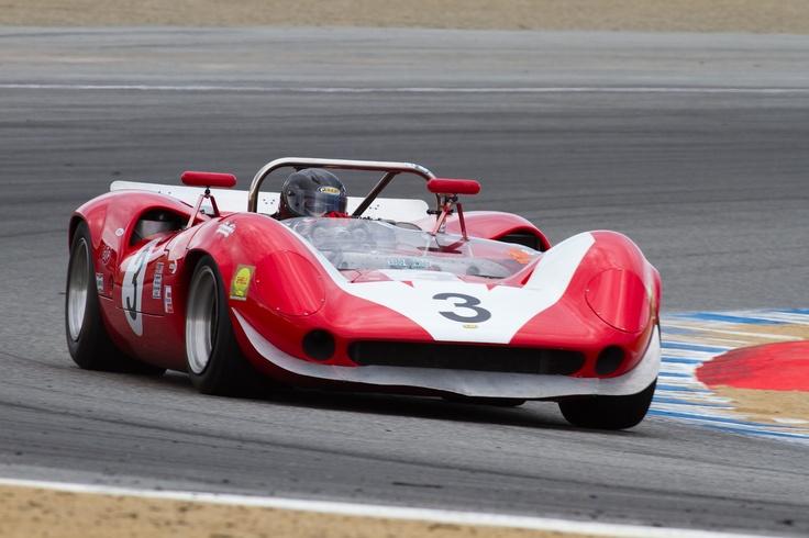 L-O-L-A LOLA   Photo Gallery: Monterey Motorsports Reunion