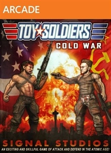 Toy Soldiers: Cold War - got from free games with gold for the second