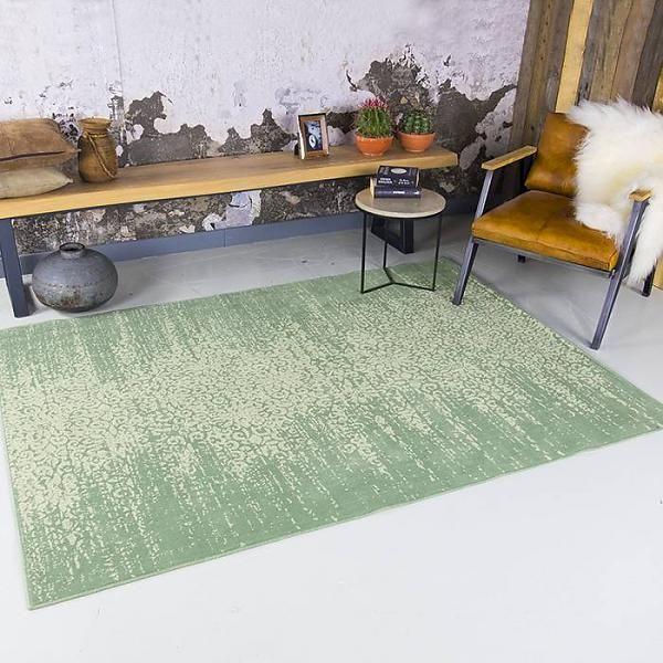 FRAAI Vintage vloerkleed - Wonder Persia groen
