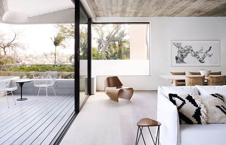 Bellevue Hill Apartments Photography by Prue Roscoe indoor outdoor