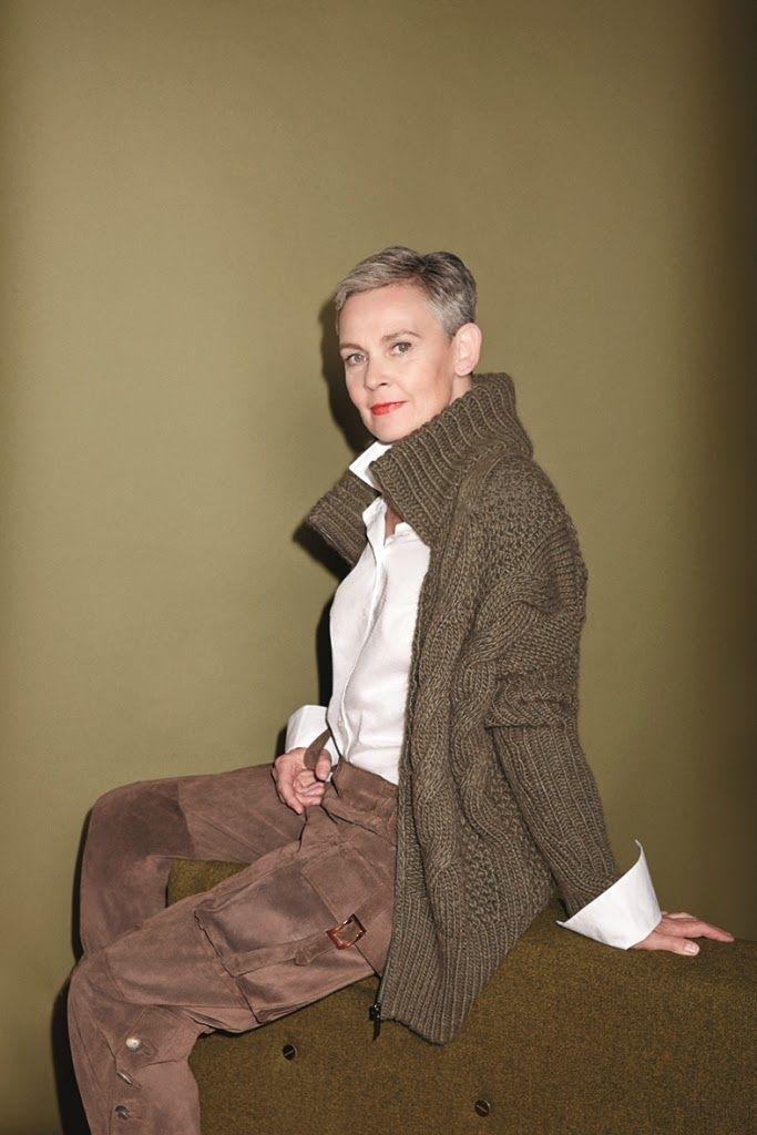 Berliner Angelika Plag For Tk Maxx Mature Models Pinterest