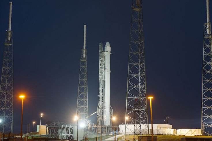 Space station cargo flight next on SpaceX's launch schedule – Spaceflight Now
