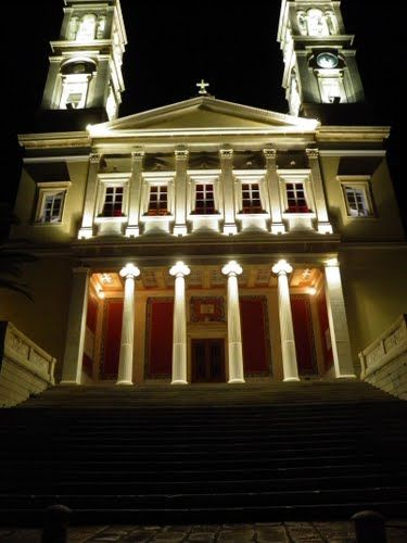 Ερμούπολη    Άγιος Νικόλαος (St.Nicolas -Syros).