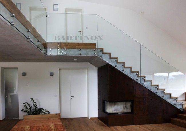 Balustrada szklana, balustrady całoszklane, balustrady szklane samonośne