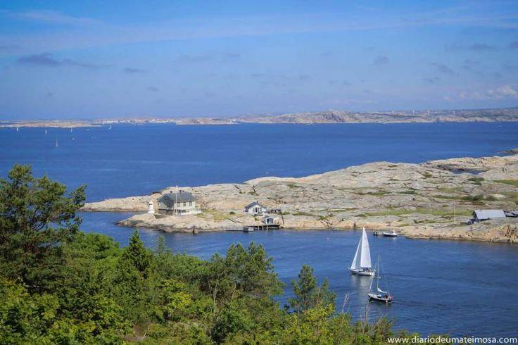 Marstrand: um lugar agradável para conhecer na costa oeste da Suécia