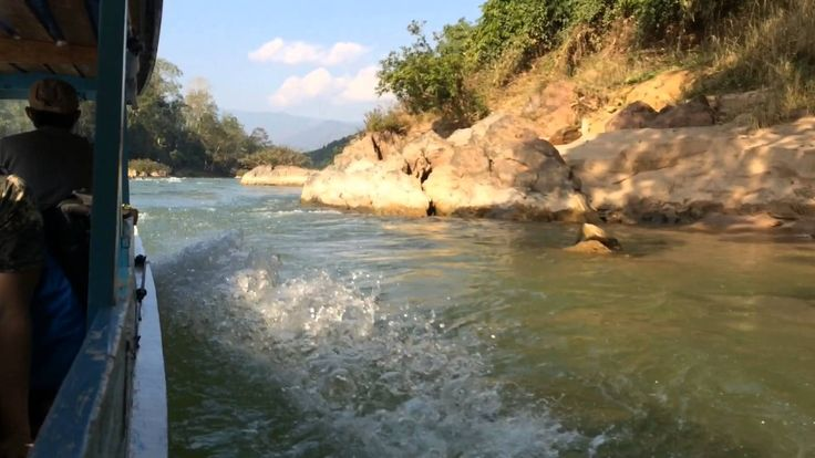 Laos / Muan Ngoi Neua - A day in the remote village (Nong Kiau)