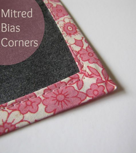 218 Best Images About Sewing Corners, Curves, Curles