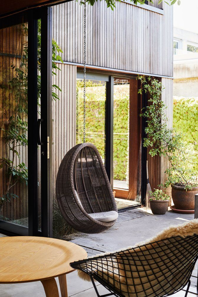 This New Zealand Architect Created A House That Looks Like A Tiny Village Rustic Fence Concrete Fence Modern Outdoor Spaces