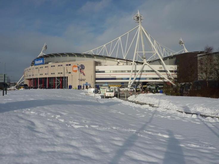 Graeme @ Bolton Wanderers-Everton