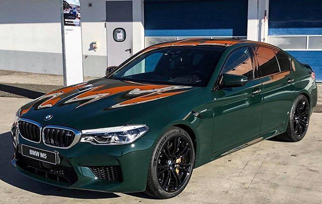 The New Bmw M5 Will Be Launched In South Africa Later This Month
