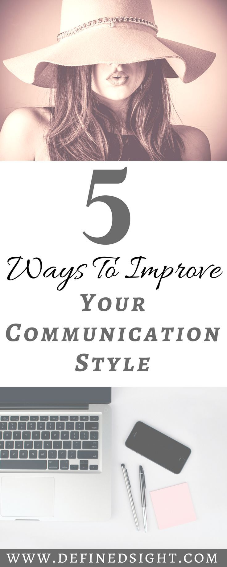 Are you an effective communicator? Or do people often ask you questions after you say something? Answer these 5 questions to find out if you are wording your sentences in the proper format to call your audience to action. Improve your communication style right now and eliminate the need for followup questions! #PersonalDevelopment #ProfessionalDevelopment #Focus #Careers #Millennials #GenY #Communication #Workforce #HowToBeHappy #BeMoreChill #DefinedSight