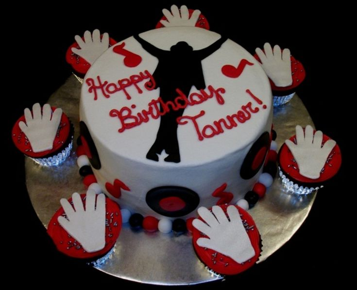 17 Best ideas about Michael Jackson Cake on Pinterest ...