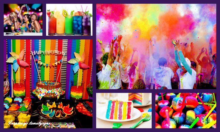 Temat: Kolory  Niezwykłe eventy stworzy dla Ciebie http://www.eltoursandevents.com