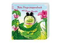 Mein Fingerpuppenbuch mit Raupe Rosalie
