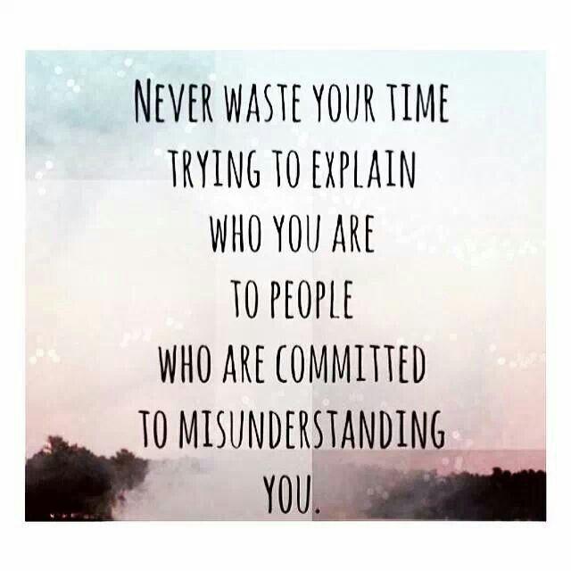 Let Them Judge U Let Them Misunderstand U You Stay Kind