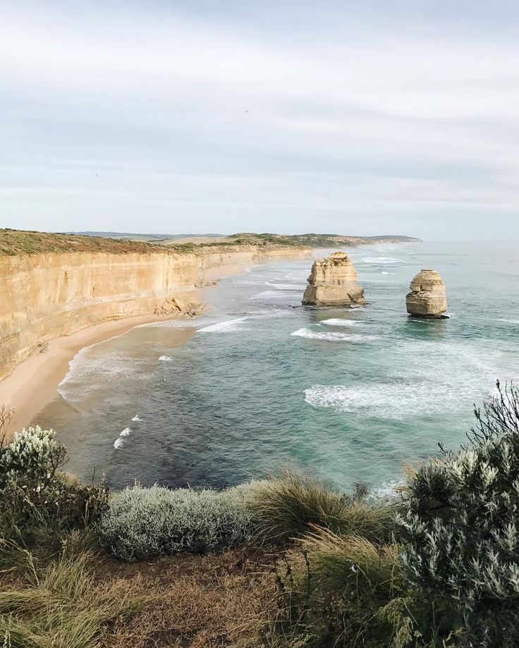 The Great Ocean Road, 12 Apostles in Victoria, Australia via Live Like it's the Weekend on Instagram